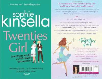 Twenties girl by Sophie kinsella book review,