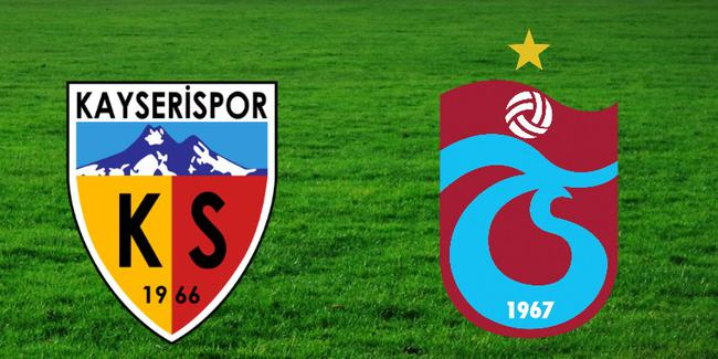 Kayserispor vs Trabzonspor Preview, Betting Tips and Odds.