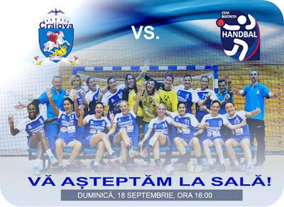 Primul meci acasa pentru SCM Craiova