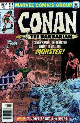 Conan the Barbarian #119