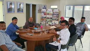 ACT dan PWI Riau Lakukan Kerja Sama untuk Aksi Kemanusiaan