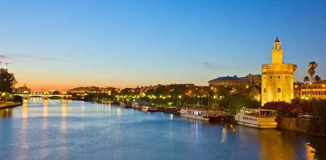 Visit Sevilla in Spain
