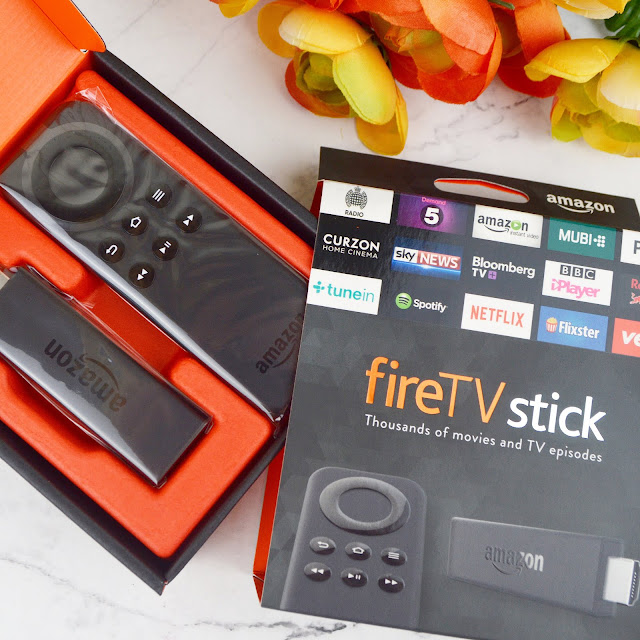 Lovelaughslipstick Blog - Review of the Amazon Fire TV Stick Media Streaming Device
