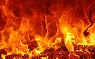تفسير حلم الحريق