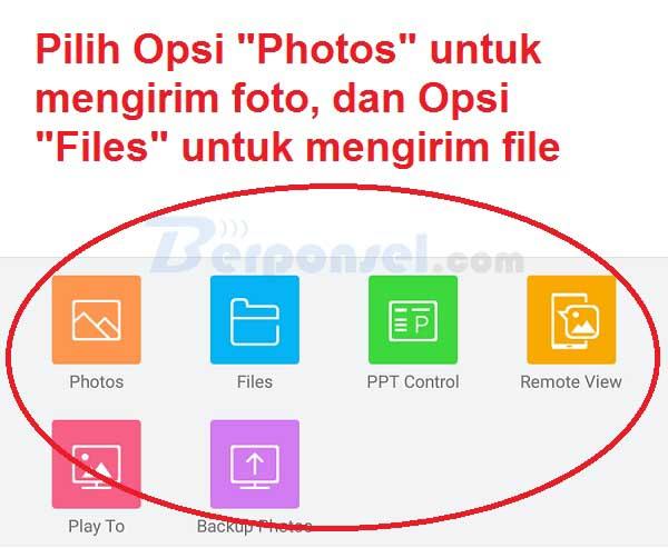 Cara Terbaru Mengirim File dari PC ke Android dengan Shareit