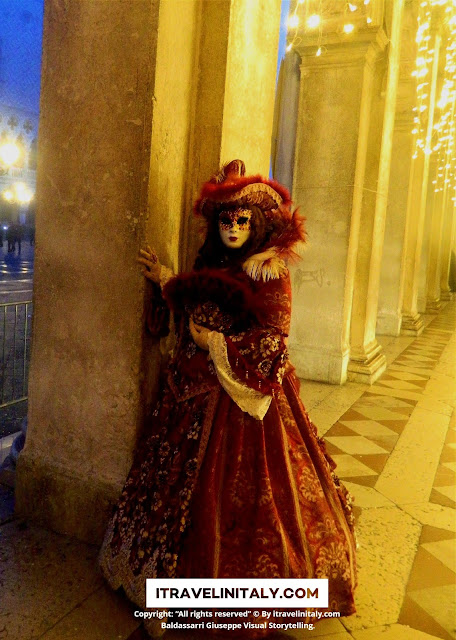 Venice Carnival Photo and Gallery Copyright By Baldassarri Giuseppe Visual Storytelling Travel is the traveler in Italy itravelinitaly.com