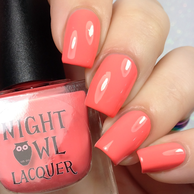 Night Owl Lacquer-Under the Sea