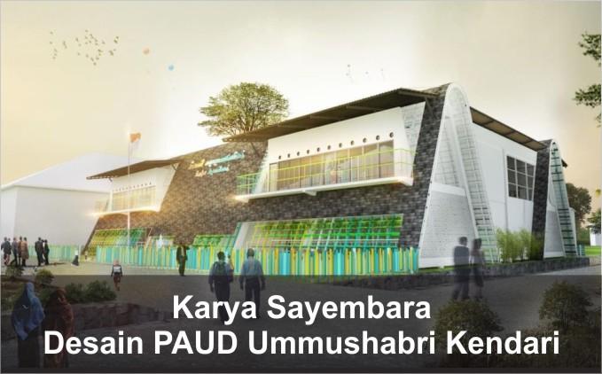 Desain Sekolah PAUD
