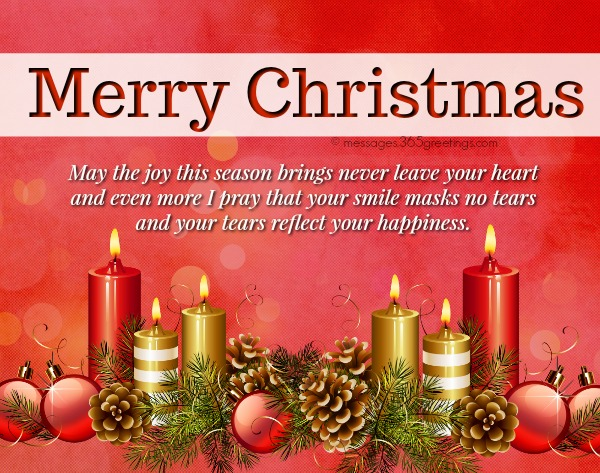 Merry Christmas Wishes text SMS
