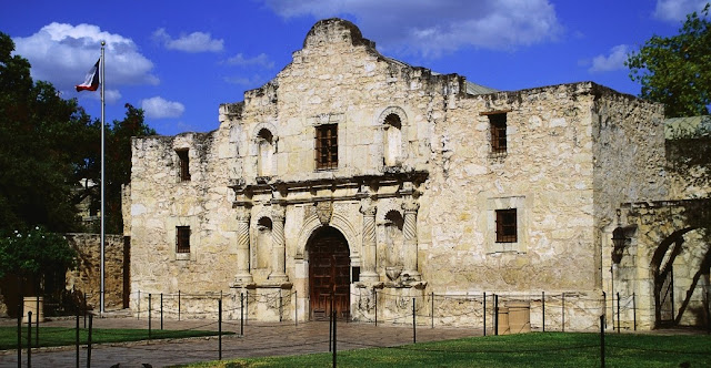 The Alamo in San Antonio - history.com