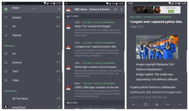 Quote Aplikasi Android Terbaru, Unik dan Keren 2018