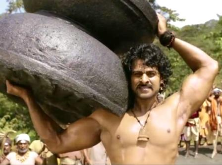 Kaun Hain Woh Lyrics - Bahubali - The Beginning (2015) | Prabhas