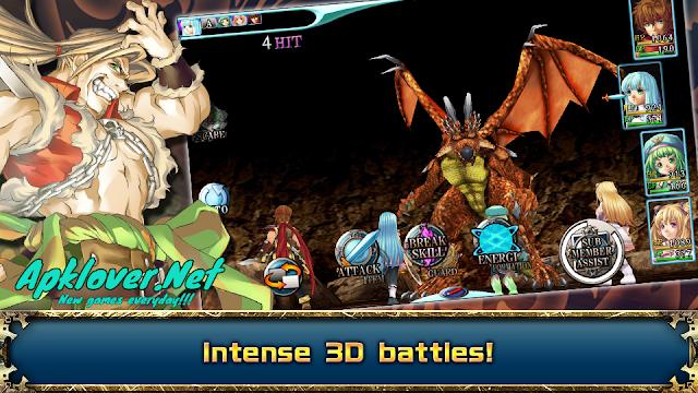 RPG Alphadia Genesis MOD APK unlimited money