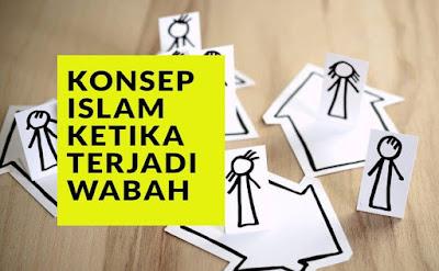Konsep Islam Ketika Terjadi Wabah