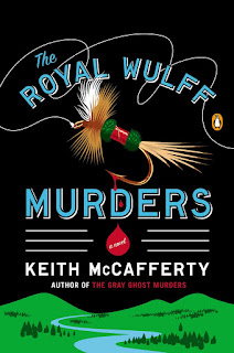 Review of The Royal Wulff Murders by Keith McCafferty