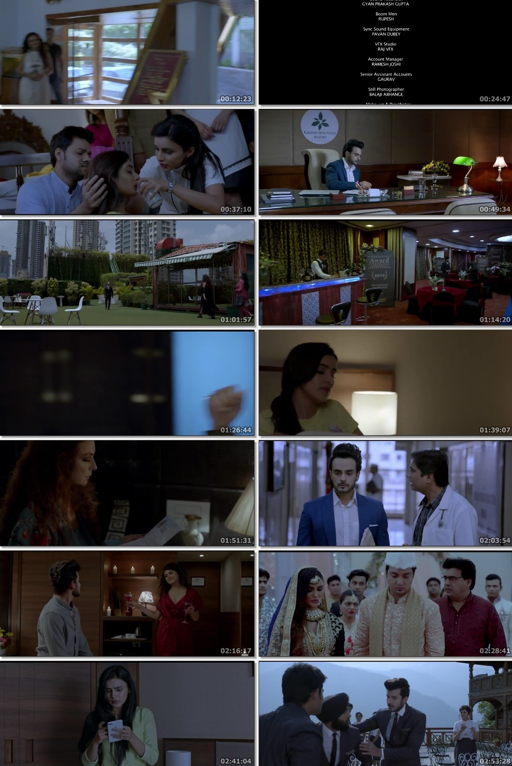 Screenshots Of Hindi Show Ishq Aaj Kal Season 01 2019 Complete - All Episodes 300MB 720P HD