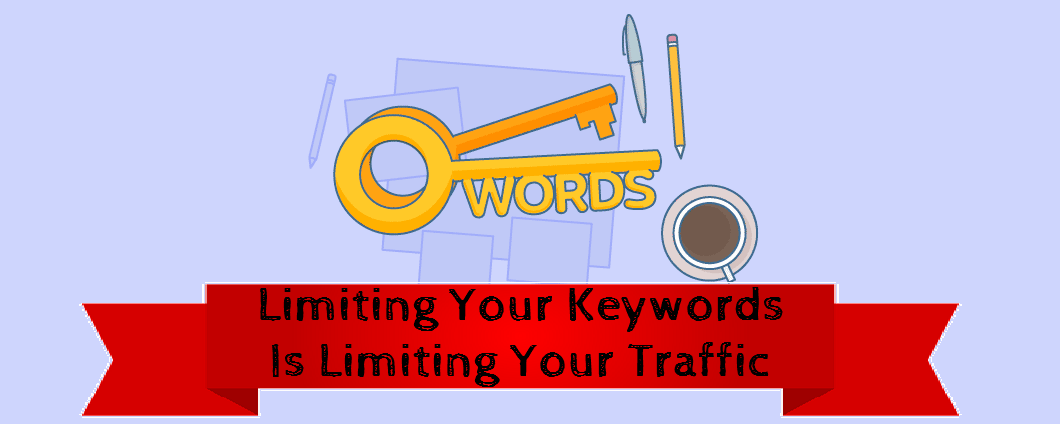 how many keywords per page seo