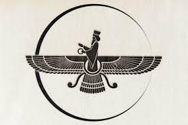 Simbol agama Zoroaster | catatanadi.com