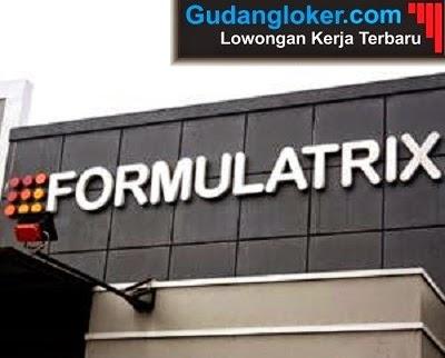 Lowongan Kerja Terbaru Formulatrix Indonesia
