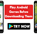 Google Play Instant: Try Android Games Without Downloading