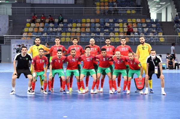 قرعة مونديال كرة القدم داخل القاعة: المغرب يسقط في مجموعة البرتغال