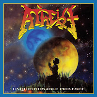 """Atheist - """"Unquestionable Presence"""""""