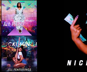 Nicki Minaj — All Featurings [Álbum] [Atualização]