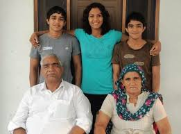 Vinesh Phogat Family Husband Son Daughter Father Mother Age Height Biography Profile Wedding Photos