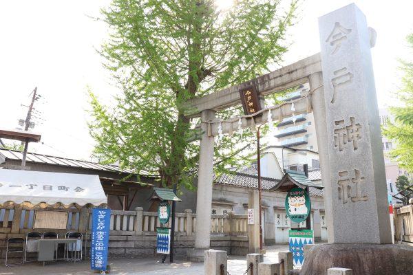 ศาลเจ้าอิมาโดะ (Imado Shrine) @ Japan Freak Tokyo