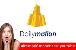 Situs alternatif monetisasi youtube