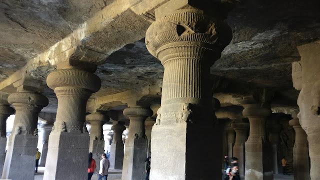 Mumbai to Elephanta Caves