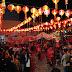 Performance Naga dan Lion Meriahkan Pergantian Malam Tahun Baru Imlek 2568 di Pecinan Pondok Padang