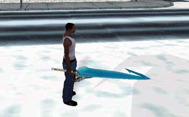 pedang final fantasy