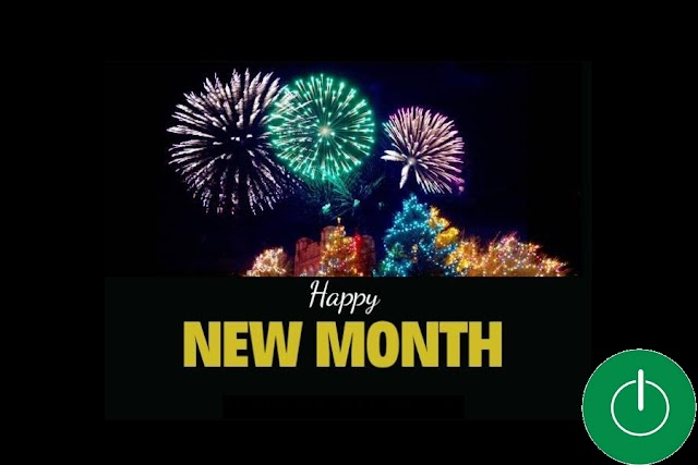 Best compilation of happy new month messages, wishes, prayers to send to friends, family and loved ones