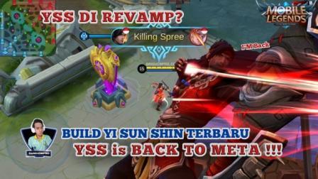 Build Yi Sun Shin Tersakit