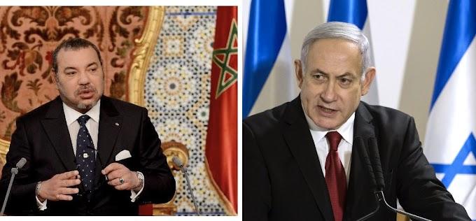 Posible acuerdo Marruecos-Israel para legitimar la ocupación, de uno al Sahara Occidental y otro a Palestina