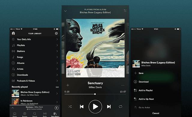 Akun Spotify Premium Gratis Selamanya