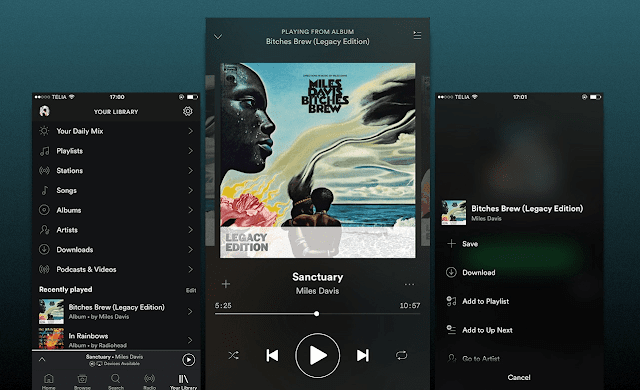akun spotify premium September 2020