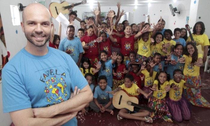 ONG abre 1200 vagas em Cursos Gratuitos Profissionalizantes em Comunidades no Rio