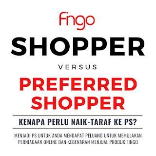 Terjebak Dengan Fingo Preferred Shopper