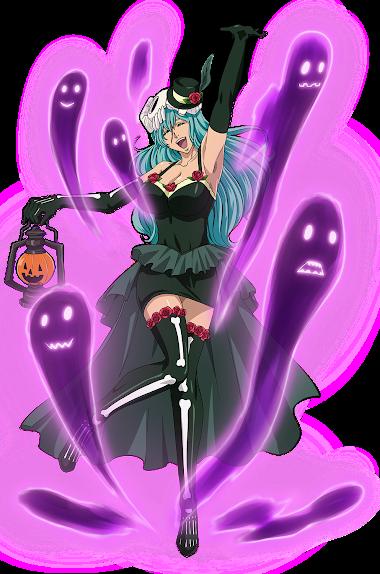 Nelliel Tu Odelschwanck - Halloween