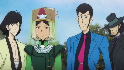 Lupin the Third Part 5 – Episódio 16