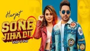 Sone Jeha Dil Lyrics – Harjot