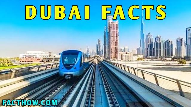 Dubai एक अनोखा देश, के बारे में हैरान कर देने वाले तथ्य