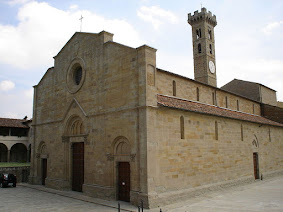 Fiesole's cathedral is said to have been built on the site of the martyrdom of St Romulus