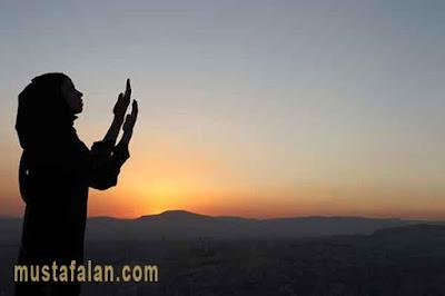 tata cara sholat doa niat