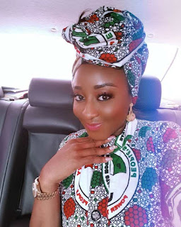 2019 Elections: Ini Edo Declares Support For PDP In Style (Photos)