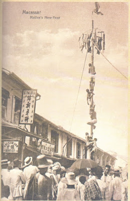 Fakta Sejarah Lomba Panjat Pinang di Indonesia