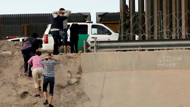 """Bachelet """"se horroriza"""" por el tratamiento de EE.UU. a los inmigrantes"""