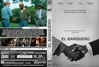 CARATULA EL BANQUERO-THE BANKER 2019[COVER DVD]